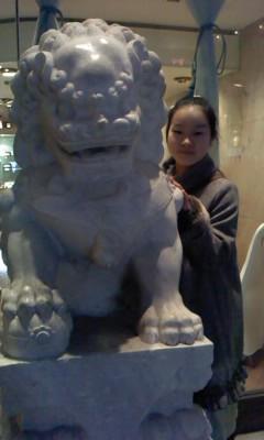 路央と獅子