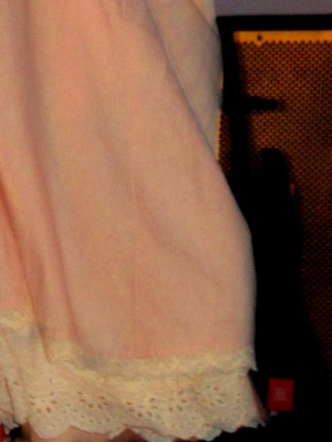 花の裾模様