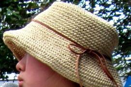 ミルクティーの帽子