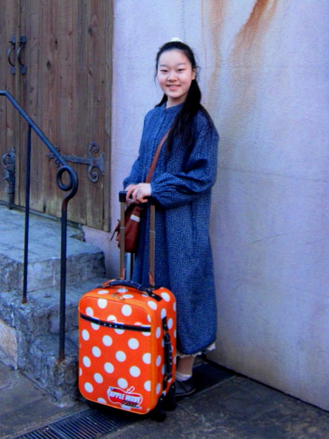 アイドル的スーツケース♡